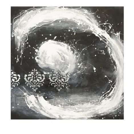 КАРТИНА С РАМОЙ MODERN 82086 BLACK AND WHITE (0160421040)