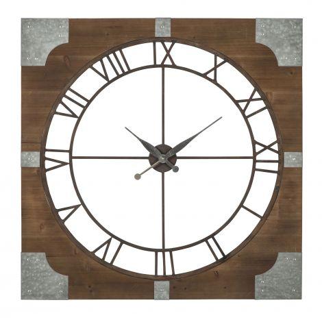 ЧАСЫ WALL CLOCK  (0161790387)