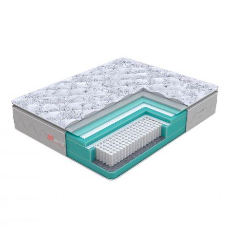 МАТРАС ULTRA DOUBLE SOFT 200*160 AP SLEEP (0110702776)