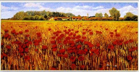 КАРТИНА С РАМОЙ CENTRO ARTE  (0160421488)