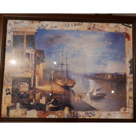 КАРТИНА С РАМОЙ BALLERINI  (0160421478)